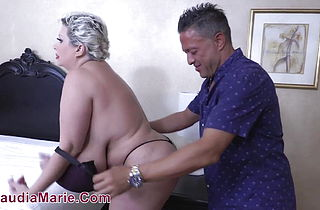 Huge Tit Whore Massaged Then Fucked Hard