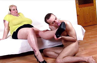 June Kelly Dominant woman