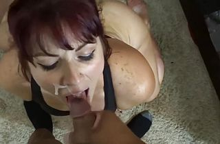 PAWG fucked by BBC after Gym