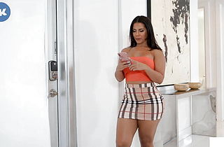 Rose monroe big ass latina