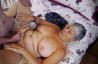 AgedLovE Busty Mature Hardcore Suck and Fuck